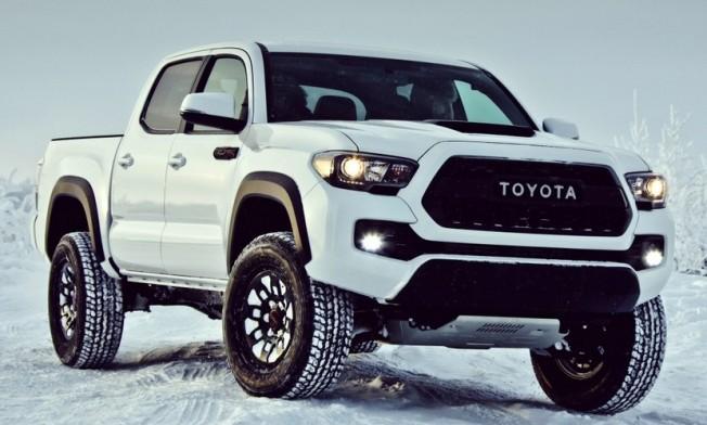 Toyota Tacoma TRD Pro, una pick-up extrema para EEUU ...