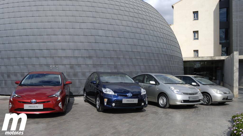 Prueba Toyota Prius (I): un nuevo enfoque