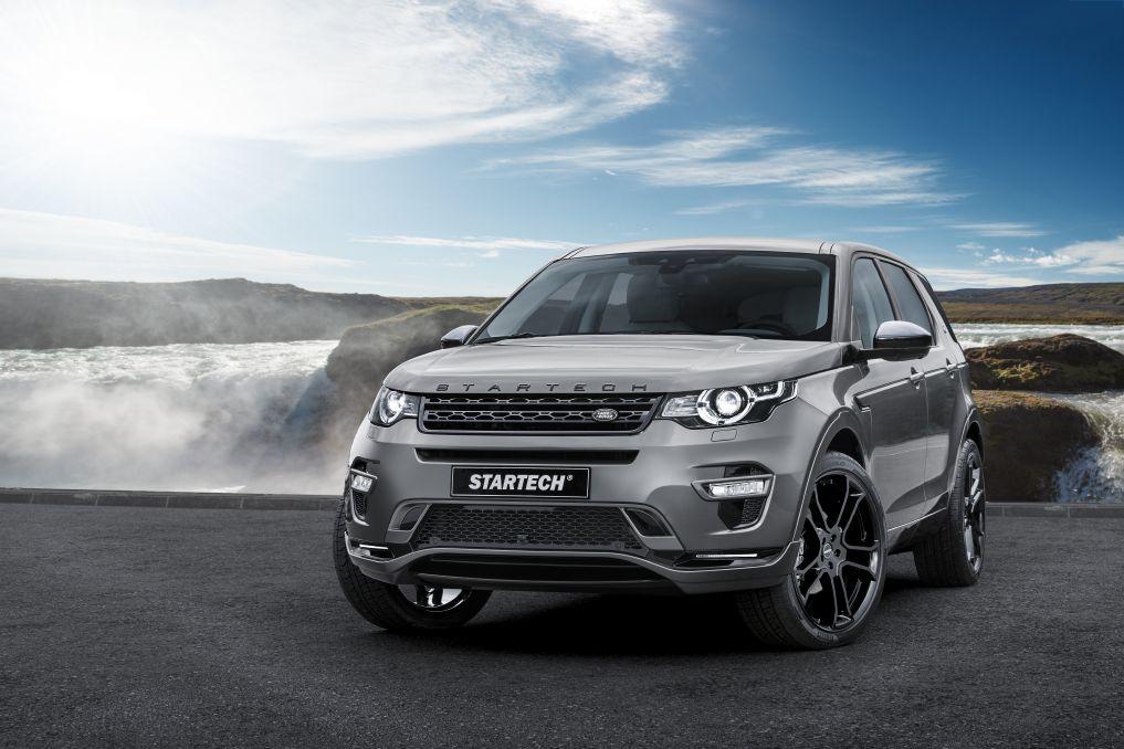Startech ataca con este agresivo Land Rover Discovery Sport