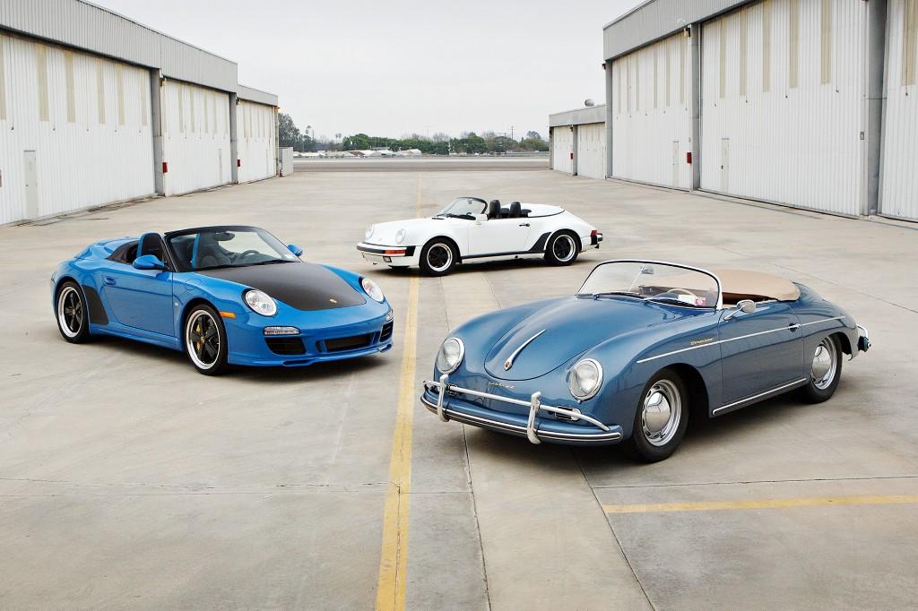 Esta espectacular colección Porsche de Jerry Seinfeld sale a subasta