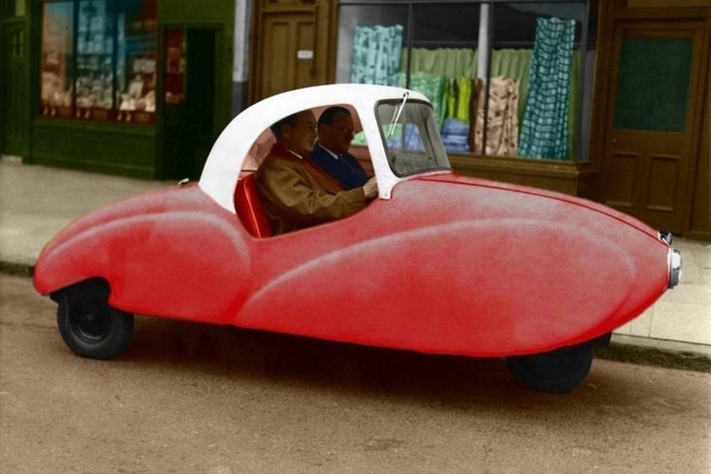 Allard Clipper, el coche indestructible