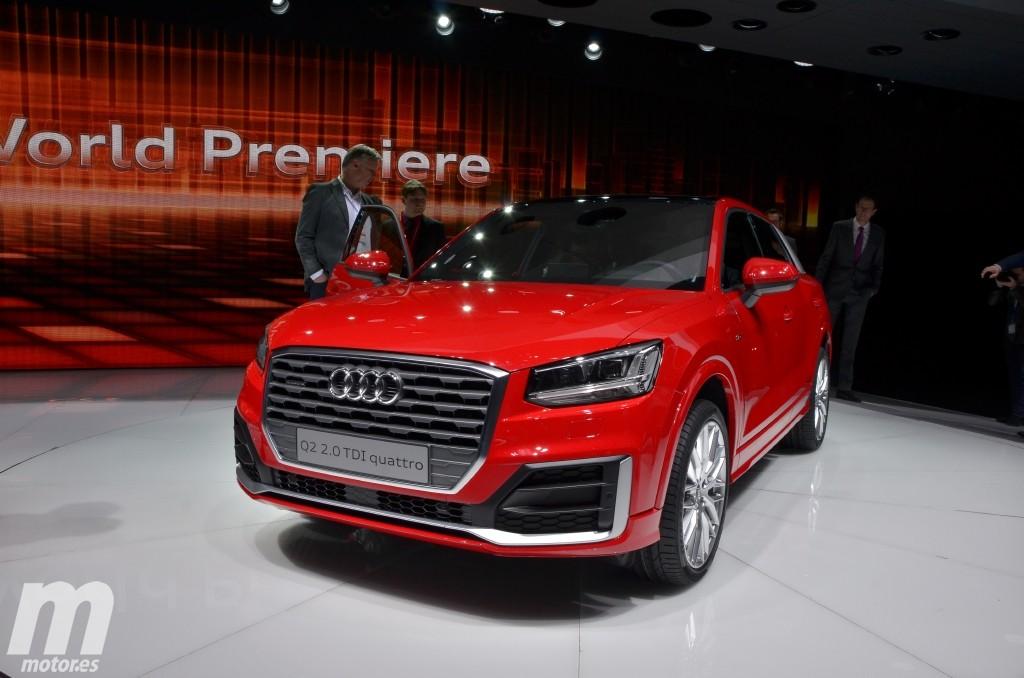 Nuevo Audi Q2, el SUV más compacto de los cuatro aros