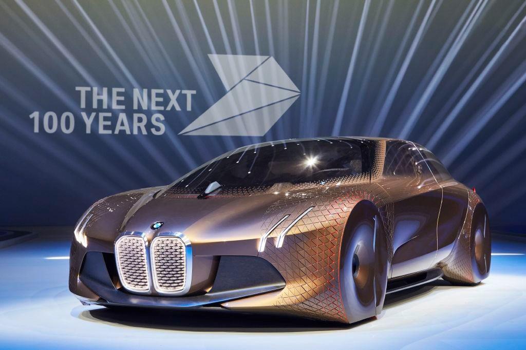 BMW Vision Next 100, el prototipo que adelanta el futuro de la firma bávara