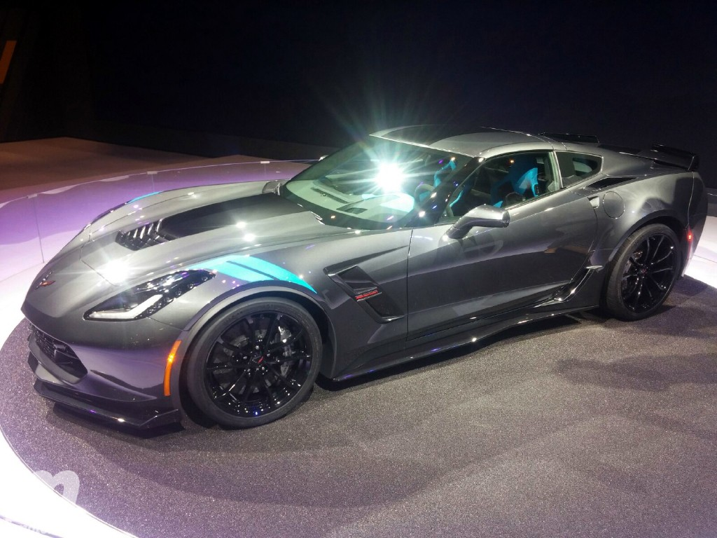 Chevrolet Corvette Grand Sport, exclusivo pero con ese toque clásico