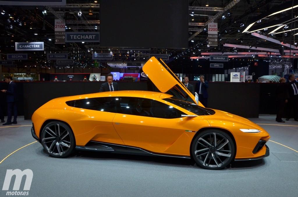 Italdesign GTZero Concept, un shooting brake eléctrico de diseño italiano