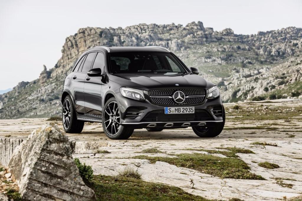 Mercedes AMG GLC 43, el SUV alemán de 362 CV ya es oficial
