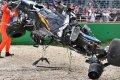 Espeluznante accidente de Fernando Alonso en Australia