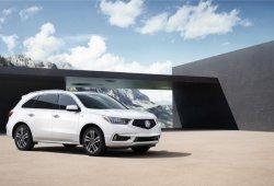 Acura MDX 2017, el 'restyling' para este SUV americano se hace oficial