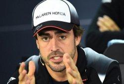 Alonso revela el alcance real de sus lesiones en pulmón y costillas
