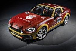 La arriesgada apuesta del Abarth 124 Rally R-GT