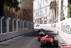 Bakú será el circuito urbano más rápido del mundo, según Tilke