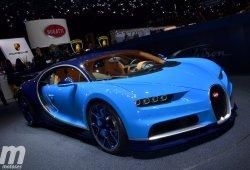 Bugatti Chiron, saluda al nuevo concepto de deportividad extrema