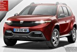 Adelanto del nuevo Dacia Duster 2017: esto es lo que sabemos de él