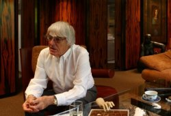 "Ecclestone: ""Las Vegas tiene un contrato"""