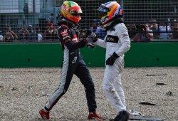 Esteban Gutiérrez, sorprendido por las lesiones de Alonso