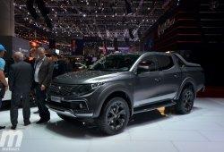 Fiat Fullback Concept, la nueva pick-up se viste de prototipo