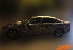 Jaguar XF L 2017, el XF largo se prepara para su debut en China