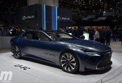 Lexus LF-FC Concept, del deportivo híbrido pasamos a la berlina de hidrógeno