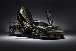 McLaren 570S GT4, un nuevo contendiente en los campeonatos GT