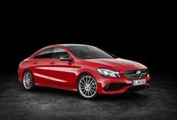 Mercedes CLA 2016, los cambios del Clase A a mayor escala