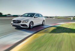 Mercedes CLA Shooting Brake 2016, un esperado y previsto facelift