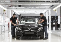 Mercedes inaugura en Iracemápolis su nueva fábrica en Brasil