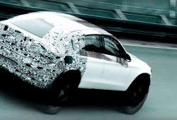 Anticipo del Mercedes GLC Coupé en vídeo