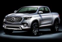 La Pick-Up de Mercedes podrá poseer estética AMG pero no un V6 o V8 en su interior