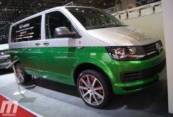 MTM VolkswagenT6 E-motion, más motores y más potencia para la furgoneta