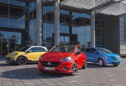 El cambio Easytronic 3.0 de Opel llega al Corsa, Adam y Karl