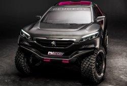 PH Sport adquiere tres Peugeot 2008 DKR16