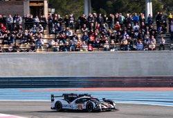 Porsche bate a Toyota en el prólogo de Paul Ricard