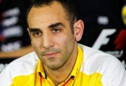 """Renault, contra el límite de combustible: """"La F1 no es resistencia"""""""