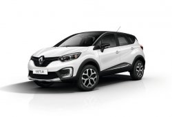 Renault Kaptur, el nuevo 'crossover' 4x4 es oficial: exclusivo para Rusia