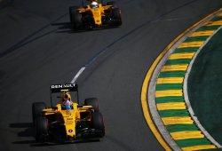 Renault se fija como objetivo mejorar en la clasificación