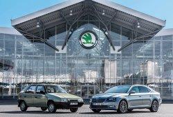 25 años del día que Skoda empezó una nueva vida junto a Volkswagen