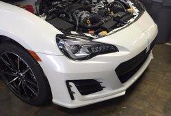 El  restyling del Subaru BRZ se filtra antes de tiempo