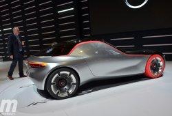 El Opel GT Concept se presenta en vídeo