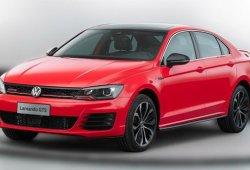 Volkswagen Lamando GTS, el GTI de cuatro puertas para China