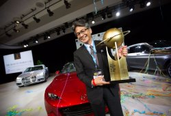 World Car Awards 2016, el Mazda MX-5 se alza como el gran triunfador