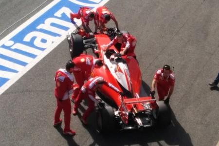 Crónica penúltima jornada de test: Raikkonen, mejor tiempo de la pretemporada. Alonso sin problemas