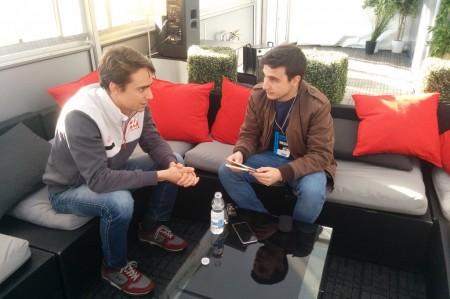 """Esteban Gutiérrez a Motor.es: """"Unidos haremos este deporte más fuerte"""""""