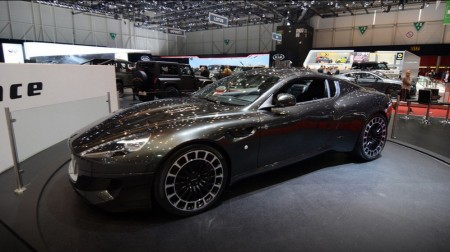 Kahn Vengeance, mucho más que un Aston Martin DB9 modificado