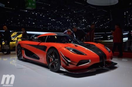 """Koenigsegg Agera """"Final"""" y Agera RS, dos nuevos superdeportivos en Ginebra"""
