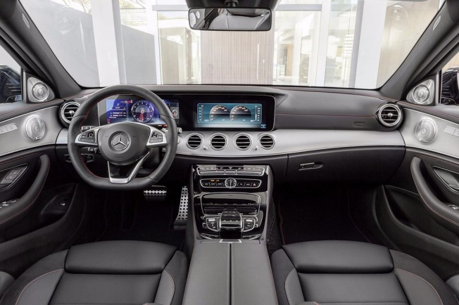 Mercedes-AMG E43 4MATIC - interior