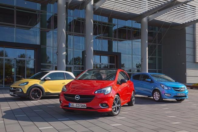 Opel Karl, Adam y Corsa reciben cambio Easytronic 3.0