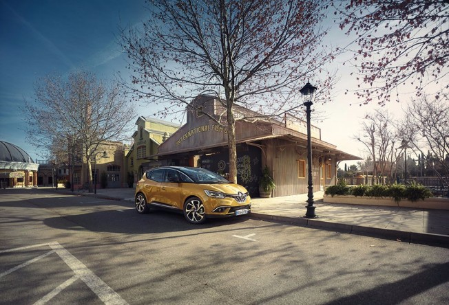 Renault Scénic 2016