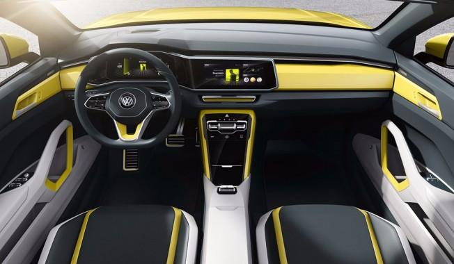 Volkswagen T-Cross Breeze - interior
