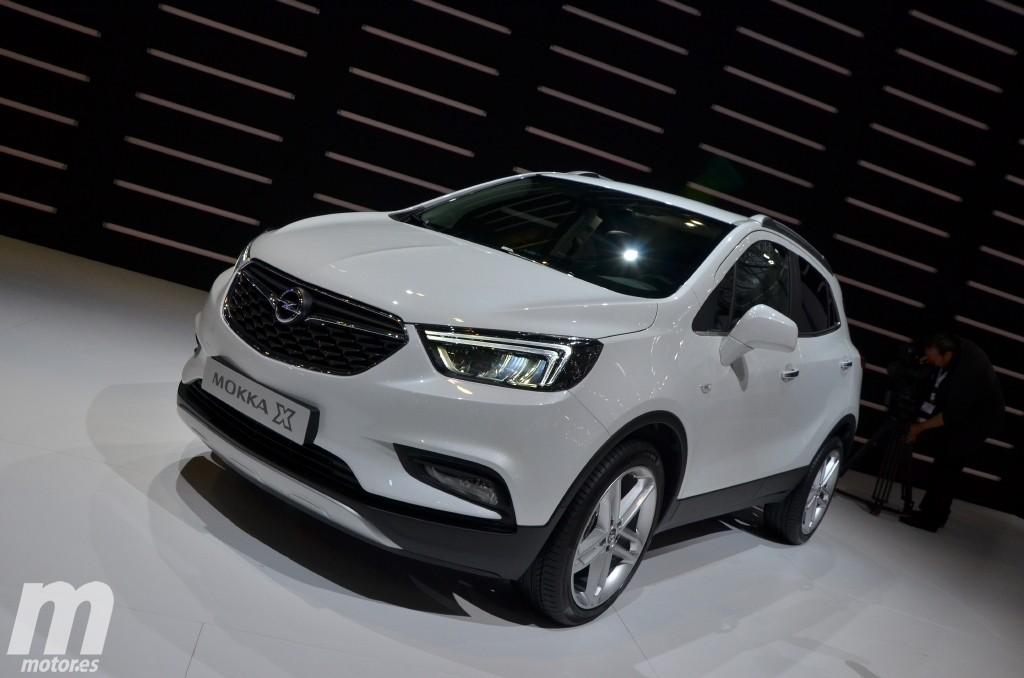Opel Mokka X, el Mokka se renueva y mejora de cara a Ginebra