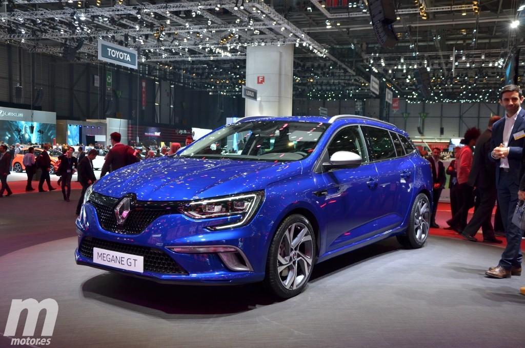 Nuevo Renault Mégane Sport Tourer, lo mismo, pero con más espacio